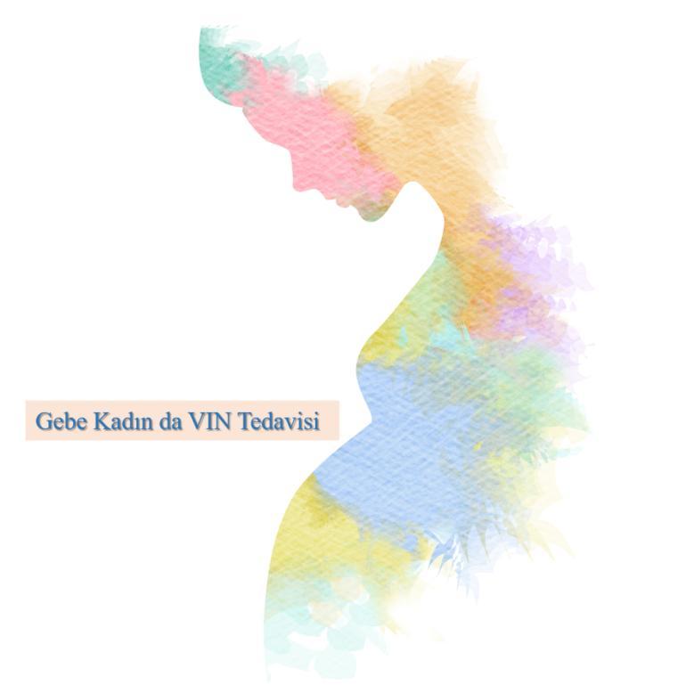 Gebe Kadında VIN Yönetimi, Tedavisi