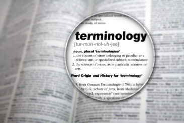 Frequently Seen Terms :-)